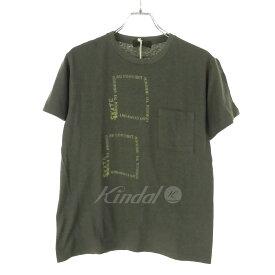 【中古】FAR EASTERN ENTHUSIAST プリントTシャツ 【071410】 【星】