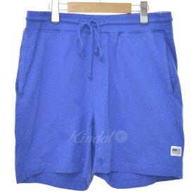 【中古】RHC Ron Herman ショートパンツ ブルー サイズ:M 【290519】(アールエイチシー ロンハーマン)