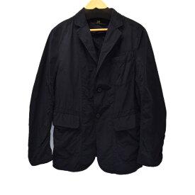 【中古】SCYE BASICS タフタ製品染めジャケット ブラック サイズ:38 【050619】(サイベーシック)