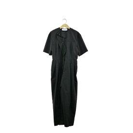【中古】IRENE2019SS Summer Jump Suit ブラック サイズ:36 【6月1日見直し】