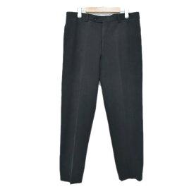 【中古】HERMES スラックスパンツ ブラック サイズ:52 【150919】(エルメス)