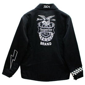 【中古】NEIGHBORHOOD FIX TC JACKET ジップ ワークジャケット ブラック他 サイズ:S 【150919】(ネイバーフッド)