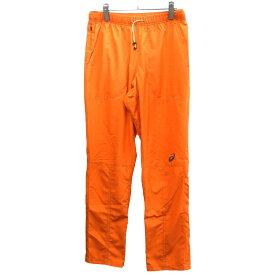 【中古】Kiko Kostadinov × asicsトラックパンツ オレンジ サイズ:M【2月17日見直し】