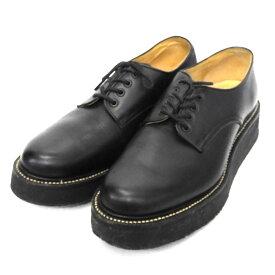 【中古】foot the coacher ラバーソールシューズ 【268553】 【KIND1829】
