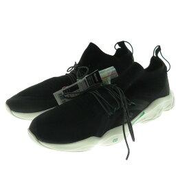 【中古】Reebok×mita sneakersDMX FUSION MS スニーカー ブラック サイズ:30.0cm 【3月29日見直し】