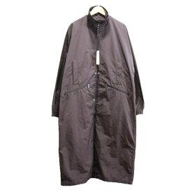 【中古】SCYE BASICS19AW P/N Garment Dyed Adjustable Length Coat コート Chestnut ブラウン系 サイズ:38 【4月6日見直し】