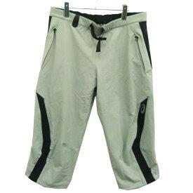 【中古】Kiko Kostadinov×asics 19AW「Woven Pants」パンツ グレーカーキ サイズ:M 【150120】(キコ コスタディノフ×アシックス)