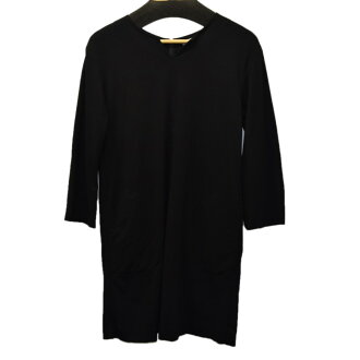 Theory Luxe skipper tunic dress black size: 36 (theory Luc's)