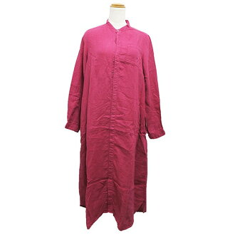 nest Robe Akiko Kikuchi Colla Bob looming dress pink (nest robe)