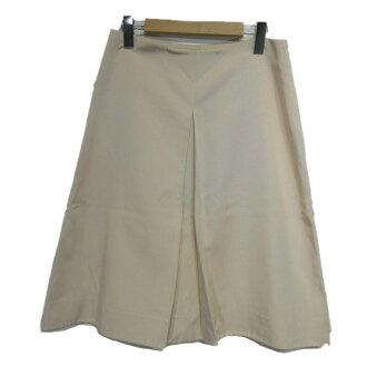 DRAWER cotton silk skirt pink size: 40 (lower do)