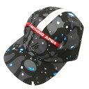 【中古】A BATHING APE 「SPACE CAMO JET CAP」スペースカモジェットキャップ グレー サイズ:- 【190220】(アベイ…