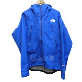 【中古】THE NORTH FACE NP11505 「Climb Very Light Jacket」GORE-TEXマウンテンパーカー ターキッシュブルー サイズ:L 【060320】(ザノースフェイス)