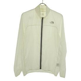 【中古】THE NORTH FACE Impulse Racing Jacket NP71871 ホワイト サイズ:M 【140320】(ザノースフェイス)