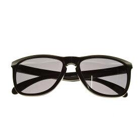 【中古】OAKLEY フロッグスキン OO9245-01 サングラス ブラック サイズ:54□17-138 【290320】(オークリー)