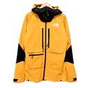 【中古】THE NORTH FACEFL L5 Jacket FL L5ジャケット マウンテンパーカー NP51921 イエロー サイズ:XS 【10月27…