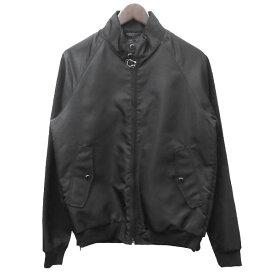 【中古】FUMITO GANRYU2020SS ベンチレーションジャケット ブラック サイズ:2 【6月1日見直し】