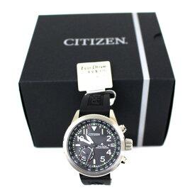 【中古】CITIZEN PROMASTER 腕時計 CC3060-10E プロマスター ソーラー充電 メタリック、ブラック サイズ:− 【050620】(シチズン)