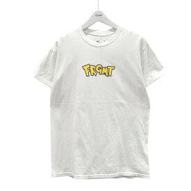 【中古】fragment ×THUNDERBOLT PROJECT プリントTシャツ ホワイト サイズ:M (02) 【020820】(フラグメント)