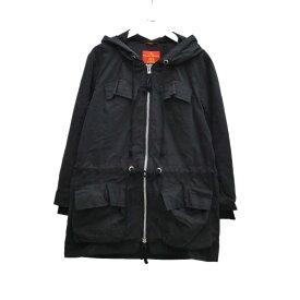【中古】Vivienne Westwood RED LABEL モッズコート ブラック サイズ:2 【200820】(ヴィヴィアンウエストウッドレッドレーベル)