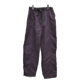 【中古】S2W8 Belted Center Seam Pant パンツ パープル サイズ:S 【180920】(エスツーダブルエイト)