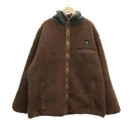 【中古】S2W8 Piping Jacket ブラウン サイズ:S 【241020】(エスツーダブルエイト)