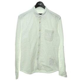【中古】SOPHNET.×the POOL aoyama フラワードットボタンダウンシャツ ホワイト サイズ:M 【151120】(ソフネット ザプールアオヤマ)