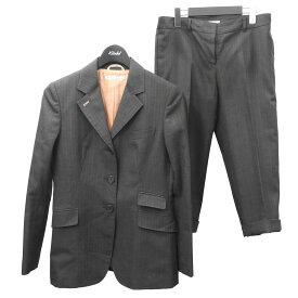 【中古】PS PAUL SMITH セットアップスーツ グレー サイズ:38/40 【031220】(ピーエス ポールスミス)