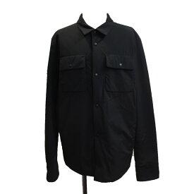 【中古】GUCCI Viaggioナイロンジャケット ブラック サイズ:48 【051220】(グッチ)