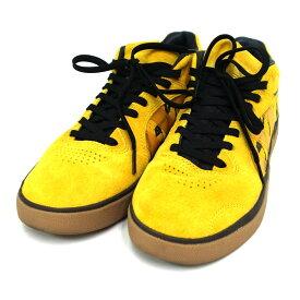 【中古】adidas Skateboarding×FUCKING AWESOME20AW「TYSHAWN X FA」ローカットスニーカー FX0865 イエロー サイズ:26cm 【5月11日見直し】