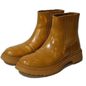 【中古】CAMPER Lab 20AW Walden ブーツ サイズゴア ダメージ加工ブーツ キャメル サイズ:41 【130121】(カンペール ラボ)
