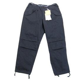 【中古】kolor BEACON Cargo Pants ミリタリーカーゴパンツ 15WBM-P12137 ダークグレー サイズ:2 【310121】(カラービーコン)