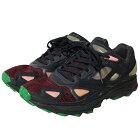 【中古】adidas by RAF SIMONS Response 1 ローカットスニーカー 靴 ネイビー サイズ:28cm 【070321】(アディダス バイ ラフシモンズ)