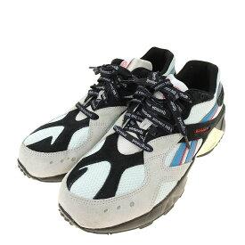 【中古】REEBOK CLASSIC x mita sneakers EH0403 AZTREK スニーカー ライトブルー×ブラック×グレー サイズ:27.5cm 【190321】(リーボッククラシック)
