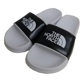 【中古】THE NORTH FACE Base Camp Slide 2 サンダル ブラック×ホワイト サイズ:26cm 【160421】(ザノースフェイス)