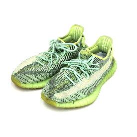 【中古】adidas originals by Kanye West「YEEZY BOOST 350 V2 YEEZREEL」 ローカットスニーカー FW5191 イーズリール サイズ:27.5cm 【9月9日見直し】