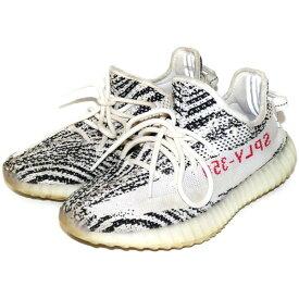 【中古】adidas originals by Kanye West 「YEEZY BOOST 350 V2 ZEBRA」スニーカー ゼブラ サイズ:26 【230821】(アディダスオリジナルス バイ カニエウエスト)