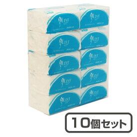 【ソフトティシュ】リビィ コンパクトティシュ(180組360枚×10個入 )