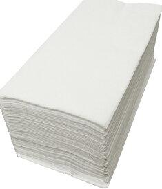 【紙ナプキン】8つ折り2PLYナプキン「白無地」(1ケース2000枚)