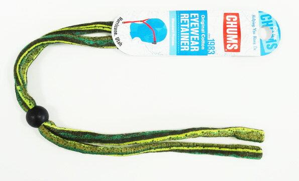 CHUMS(チャムス)メガネ・サングラス専用ストラップ・チェーン COTTON ORIGINAL Fish Mix 1【smtb-TD】