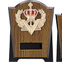 表彰楯 K-1105A ★高さ160mm《H-2》 プレート彫刻無料