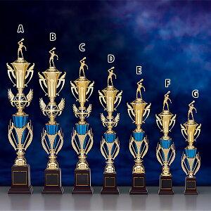 トロフィー T8817G ★高さ440mm《B-0》選べる競技108種類★名入れ彫刻無料 ゴルフコンペ 野球 サッカー バレー バスケットボール スポーツ大会 優勝記念品