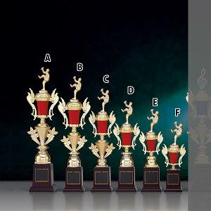 トロフィー T8846C ★高さ370mm《B-1》選べる競技108種類★名入れ彫刻無料 ゴルフコンペ 野球 サッカー バレー バスケットボール スポーツ大会 優勝記念品