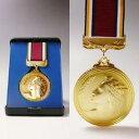 ファインメダル MY-9628G【金メダル】 ★直径φ60mm 《27×35》 ★彫刻無料