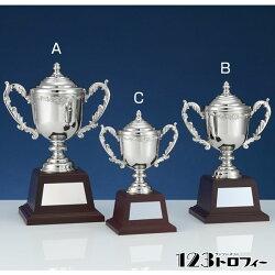 優勝カップシルバーカップ★高さ295mm《BS12》