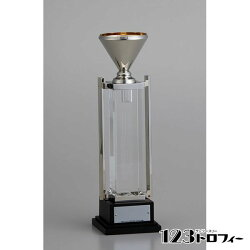 クリスタルカップ★高さ345mm《MSH80》