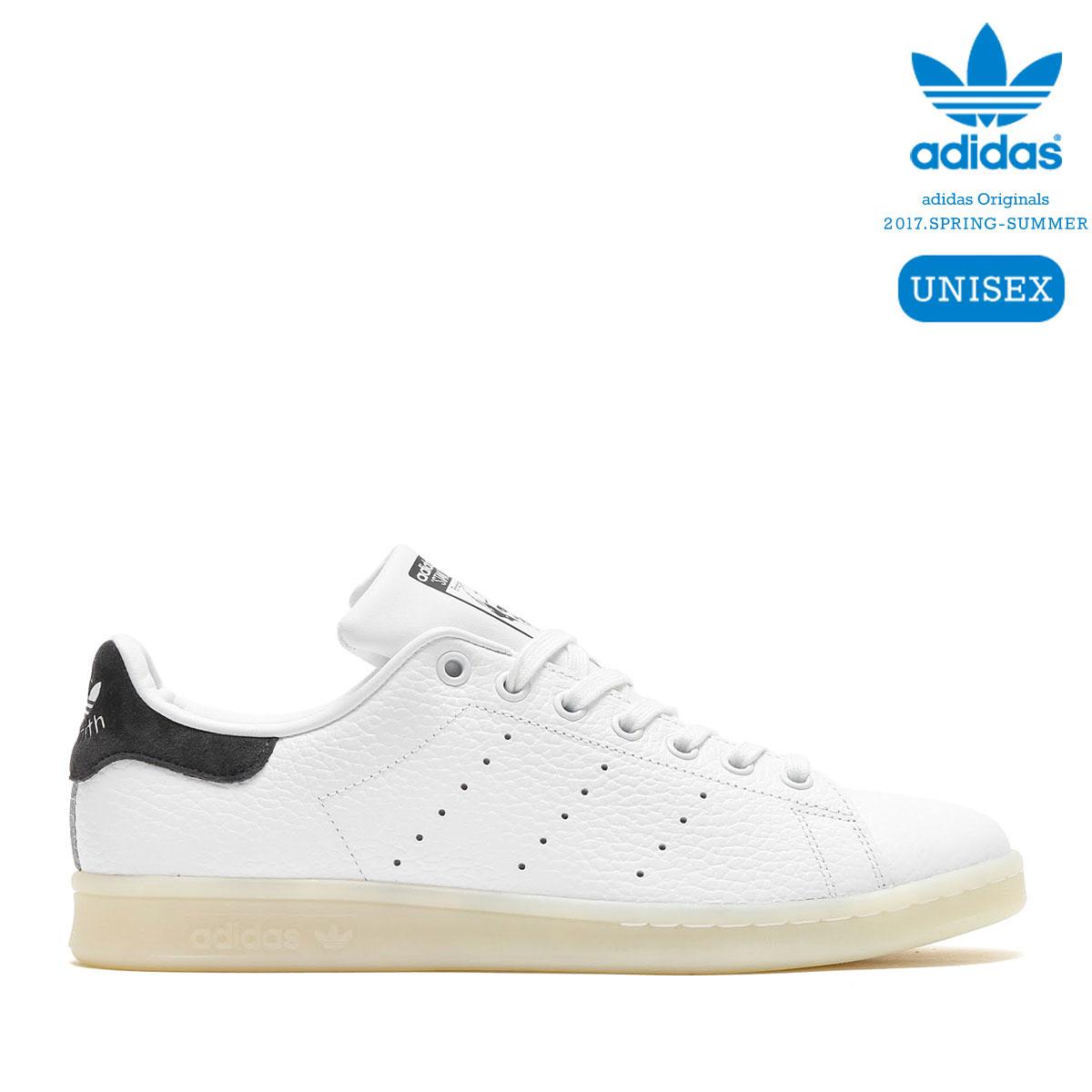 adidas Originals STAN SMITH (Running White/Running White/Utility Black) (アディダス オリジナルス スタンスミス) 【ユニセックスサイズ】【17SS-I】【30】【sale0123】