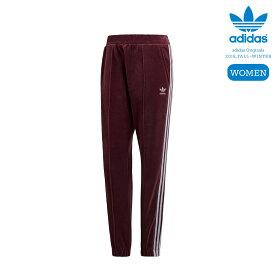 adidas Originals REGULAR TRACK PANTS CUF (Maroon) 【レディースサイズ】【18FW-I】