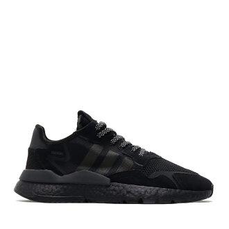 adidas Originals NITE JOGGER(CORE BLACK/CARBON/CARBON)(愛迪達原始物騎士跑步者)