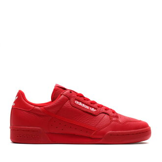 adidas Originals CONTINENTAL 80 ATMOS (SCARLET/SCARLET/SCARLET) (Adidas originals Continental 80 atto- MOS)