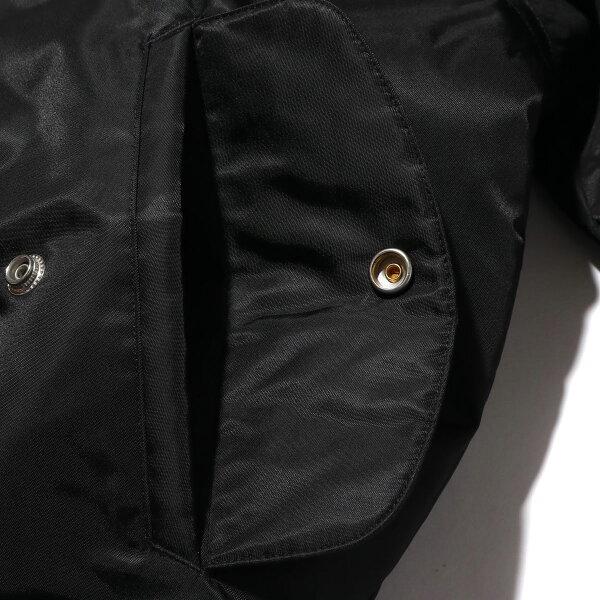 adidasBOMBERPADDEDJACKET(BLACK)(アディダスボンバーPADDEDジャケット)【メンズ】【ジャケット】【19FW-I】